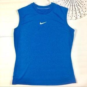 Nike Muscle Tee Sleeveless Athletic Tank Top